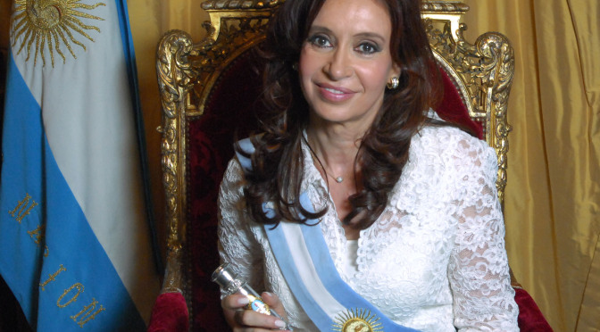 Argentina: Neocons try to run another forgery on the international public