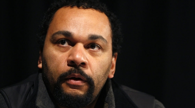 Jewish Power At Work: Dieudonne To Go On Trial Over Bogus Charges
