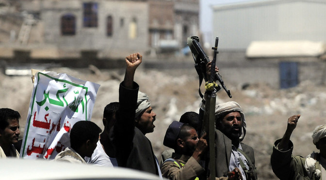 Houthis make Al-Qaeda-linked militants retreat from southern Yemen