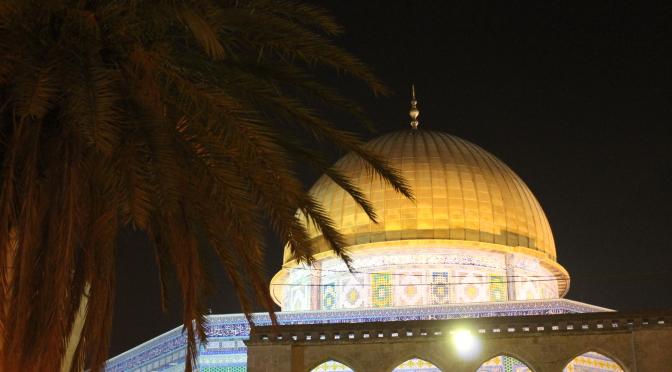 Palestine: Only 13 percent of Old Jerusalem remains