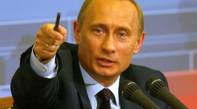 Putin's Russia: A real counterweight to US power is a global necessity