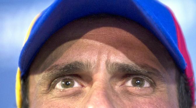 Israel's Man in Venezuela: Henrique Capriles Radonski