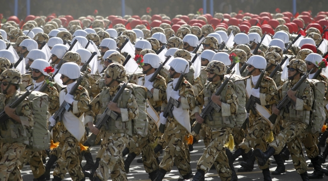 Iran Stands among 10 Polymeric Weapons Manufacturers