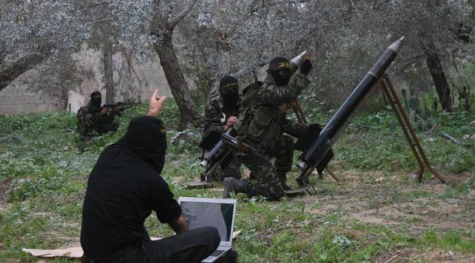 Gaza: How the Resistance manufactures its rockets with help from Iran, Syria, and Hezbollah