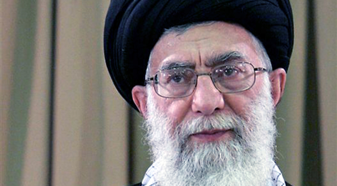 Ayatollah Khamenei stresses unity among Muslim states