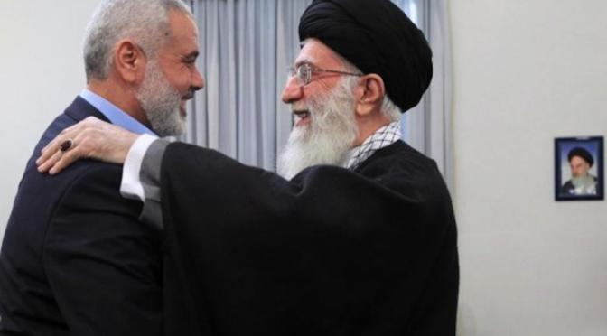 Resistance Movements In The Gaza Strip Strengthening Ties With Tehran