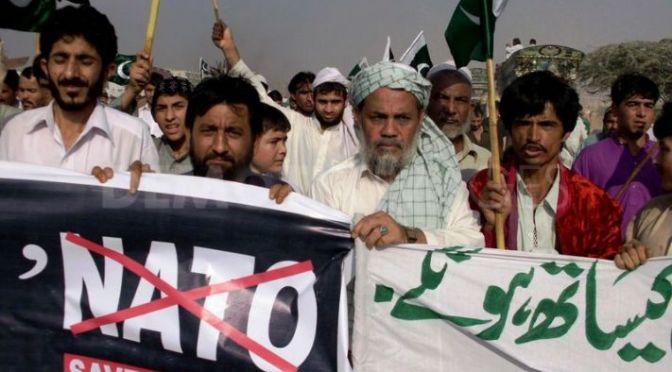 The Salala Massacre: NATO's Naked Aggression Against Pakistan And The Hegemonic Israeli-Indo-American Strategy Behind It