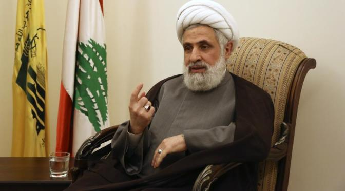Sheikh Na'im Qassem: ISIL posing threat to Middle East, world