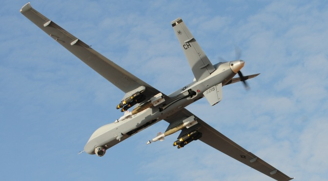US Drone Strike Kills Yemeni Boy
