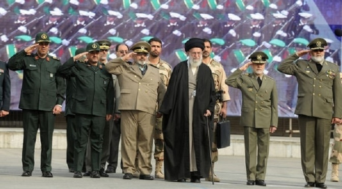 Iran leader message to the youth in Europe and North America
