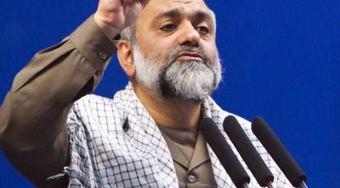 Basij Commander: Millions of Iranians Ready for Deployment in Gaza