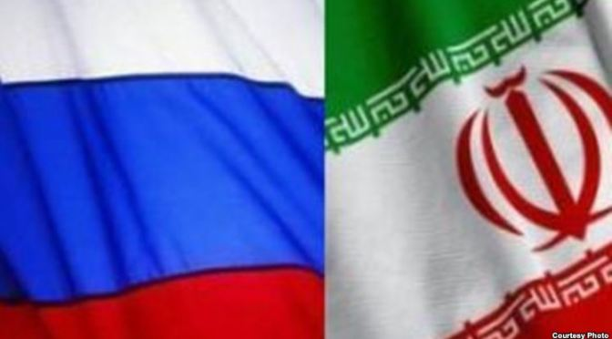 Russia to give grain to Iran in return for oil