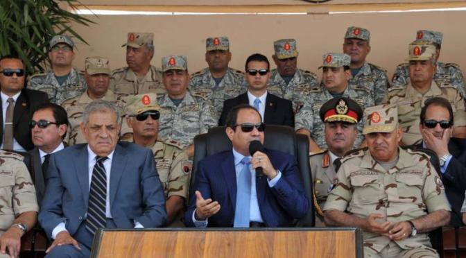 The emergent Egyptian-Gulf alliance: Libya and Yemen in the crosshairs