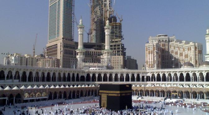 Saudi Kingdom Of Darkness To Destroy Holy Prophet Muhammad's Birthplace