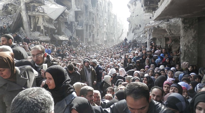 Who Are the Starving and Besieged Residents of Yarmouk and Why Are They There?