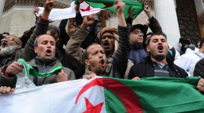 Is a Late 'Arab Spring' Knocking on Algeria's Doors from the Desert?