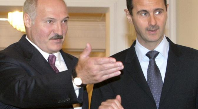 Syrian-Belarusian talks to boost mutual cooperation