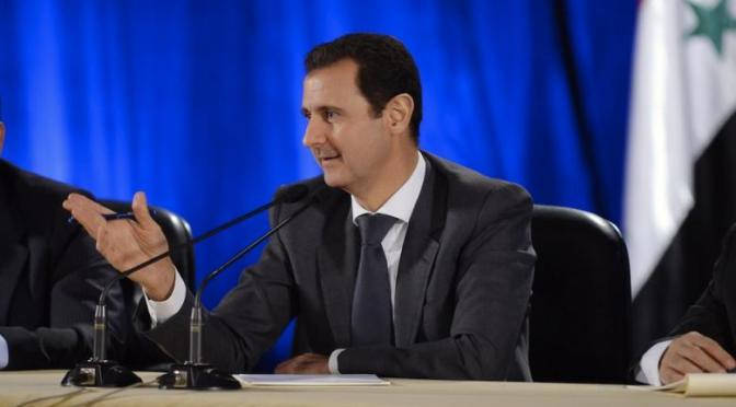President al-Assad: Killing civilians is terrorism, events in France brought European policies to account