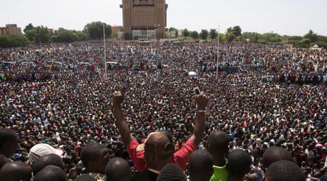 Burkinabe Masses Rise Up Against Neo-Colonial Rule