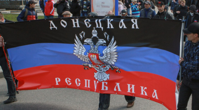 Novorossiya's Armed Forces vow to mobilize 100,000-strong force