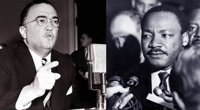 Shocking Find: Yale Prof Unearths Notorious Letter Hoover's FBI Sent to MLK, Urging Him to Kill Himself