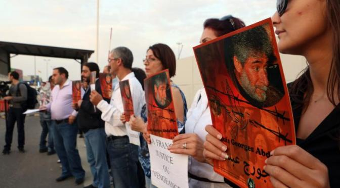 French court rejects Georges Abdallah's ninth request for release