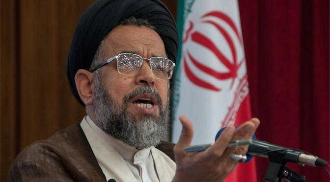 Iranian Intelligence Minister: Bombing Plots during Moharram Mourning Ceremonies Foiled