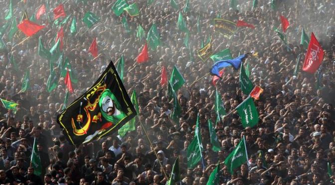 On Which Side Shall You Stand When The Skies Rain Blood? (Ya Hussein Is…)