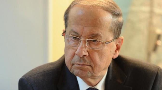Michel Aoun: Decision On Lebanese Presidency Blocked by Saudi Arabia