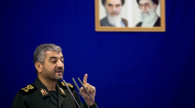 IRGC Chief: Saudi Arabia teetering on edge of collapse