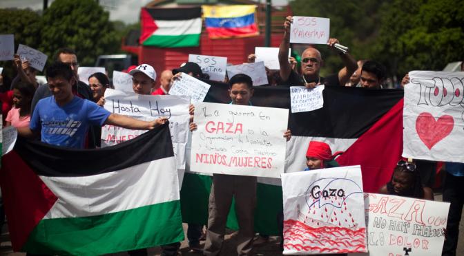Venezuela to send humanitarian aid to Gaza