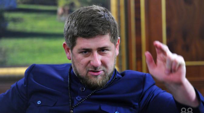 Chechen leader condemns Prophet Muhammad cartoons, announces massive rally