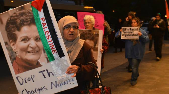 Palestinian Activist Rasmea Odeh Found Guilty in 'Travesty of Justice'