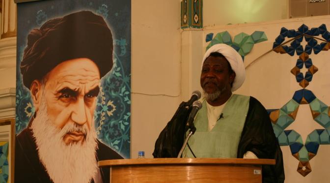 Israel Plotting to Assassinate Nigeria's Top Shiite Leader