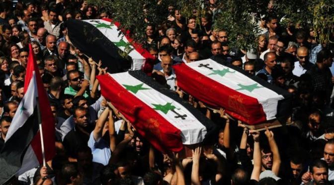Tel Tamr, Syria: Assyrians cling to their homeland despite threats
