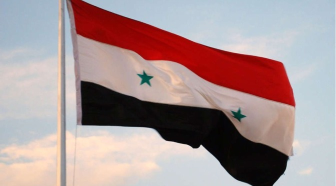 Syrian PM Dr. Wael al-Halqi: Israel Joined by Turkey, S. Arabia, Qatar, Jordan in War on Syria