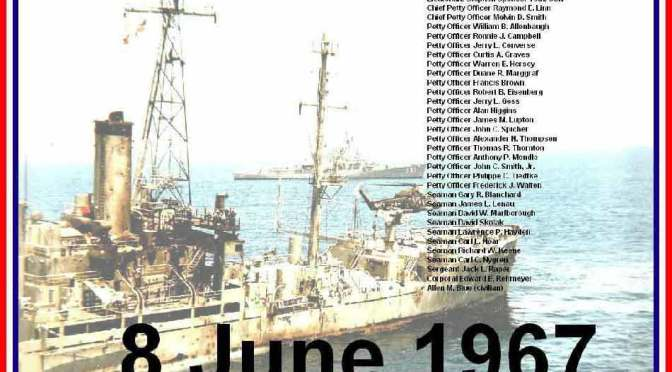 Jewish Lobby At Work: Behind the USS Liberty Cover-up