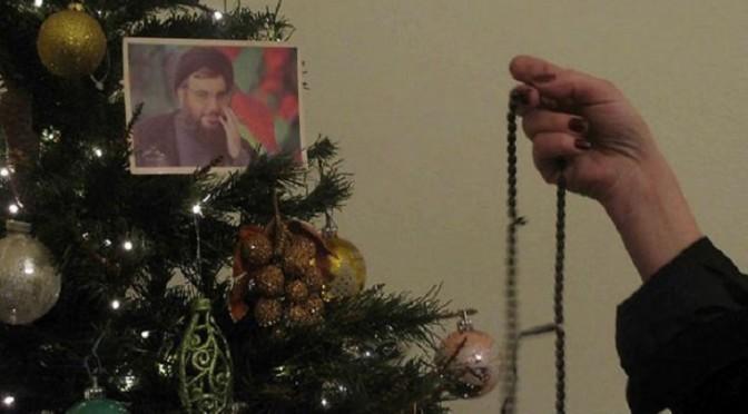 Hizbullah sheikhs in Christmas tour of South Lebanon churches