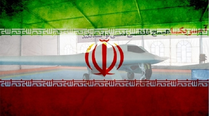 Iranian Armed Forces introduce suicide drones