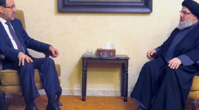 "Sayyed Hassan Nasrallah Receives Maliki: Defeating ISIS ""Inevitable"""