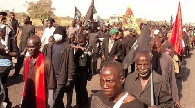 Muslims Mark Arbaeen in Nigeria