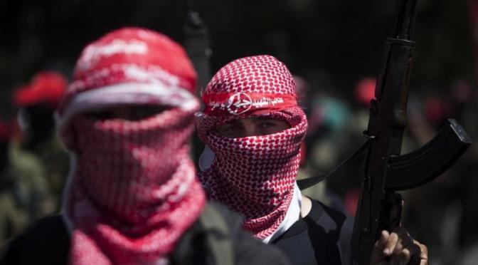 The Palestinian left straddled between Fatah's 'paradise' and Hamas' 'fire'