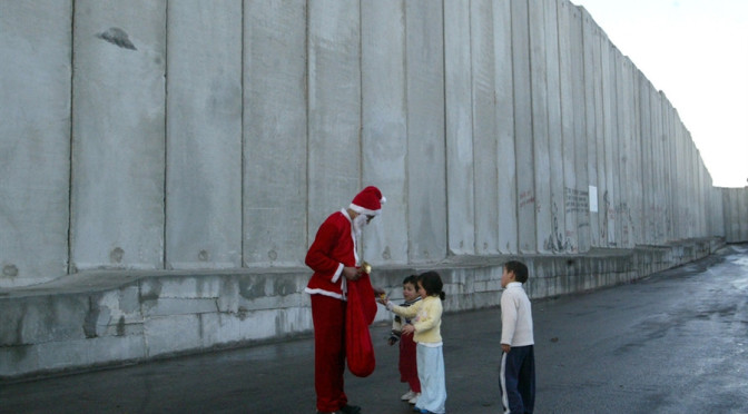 Thousands gather in Bethlehem for Christmas Eve celebrations