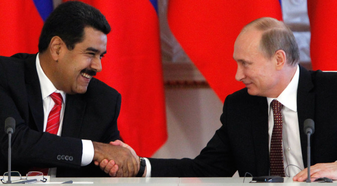 The CIA-engineered oil glut to bring down Putin, Khamenei and Maduro