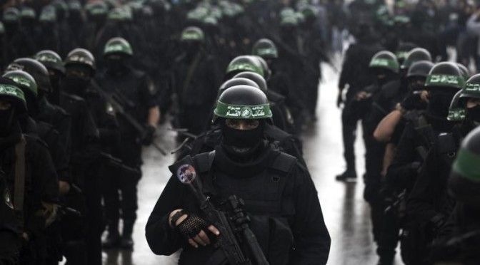Gaza security services arrest top Israeli spy