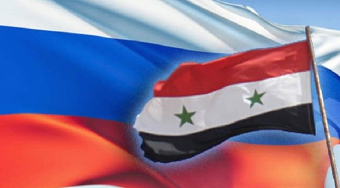 Syria, Russia to enhance oil, energy cooperation