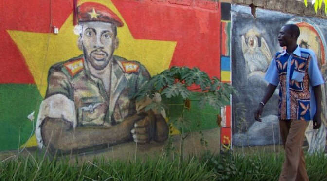 Burkina Faso vows to identify remains of folk hero Sankara