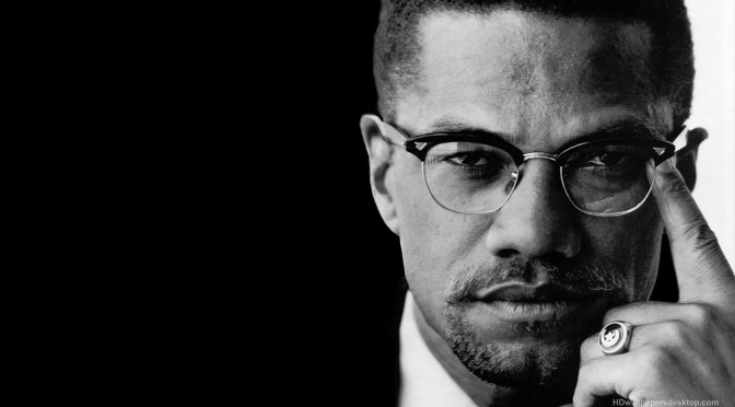 "Thirteenth Piece Of ""Eternally Husseini"" Promo Artwork Is Out: Malcolm X"