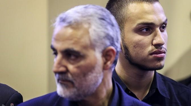 Hizbullah Mourns Quneitra Martyrs; Jihad Mughniyeh Mentored by Suleimani