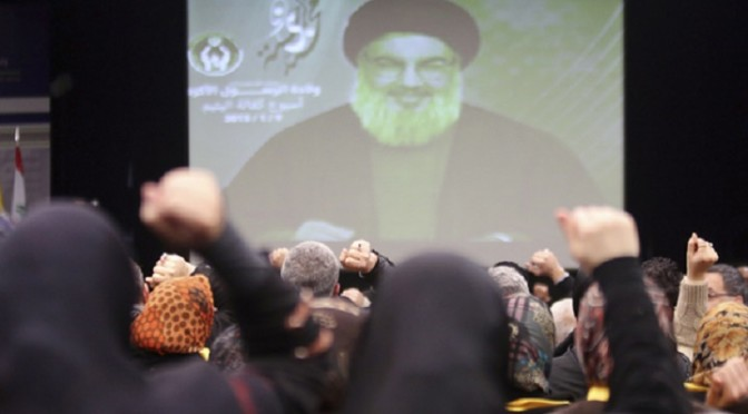Sayyed Hassan Nasrallah: The game is over in Syria